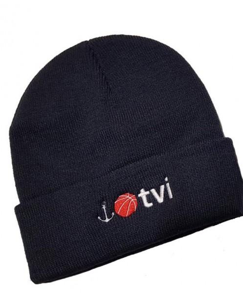 Beanie mit TVI - Logo/Motiv