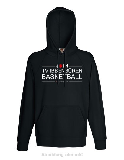 Lightweight Hooded Sweat mit TVI - Motiv
